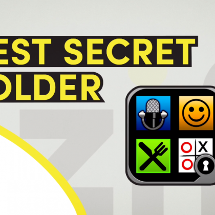 Secret Vault Apps That Hide Things on Your Kid's Phone