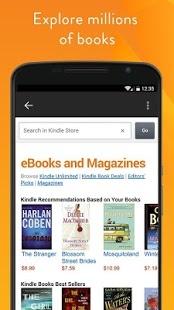 Amazon Kindle - Zift App Advisor