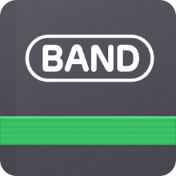 BAND - Organize your groups Icon