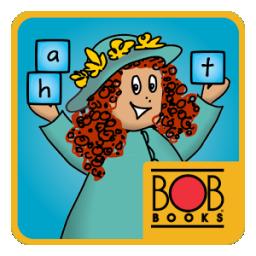 Bob Books Reading Magic #1 Icon