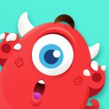 BOO! - Group Text & Video Chat Icon