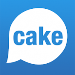 Cake- Live Stream Video Chat Icon
