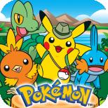 Camp Pokemon Icon