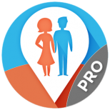 Couple Tracker Pro - Cell phone monitoring Icon