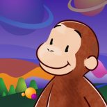 Curious World: Games, Videos, Books for Children Icon