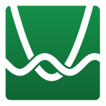 Desmos Graphing Calculator Icon
