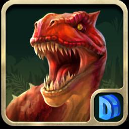 Dinosaur War Icon