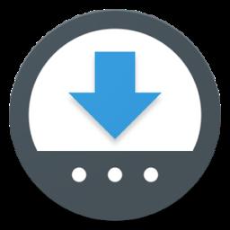 Downloader & Private Browser Icon