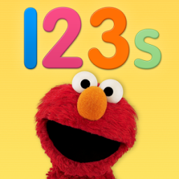 Elmo Loves 123s Icon
