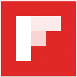 Flipboard: News For Any Topic Icon