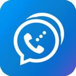 Dingtone Free Phone Calls, Free Texting Icon