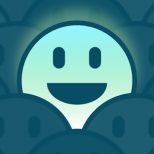FriendO - Your best friends, discovered Icon