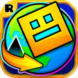 Geometry Dash World Icon