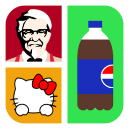 Guess The Brand - Logo Mania Icon