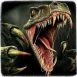 Jurassic Land Survival Icon