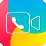 JusTalk - free video calls Icon