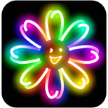 Kids Doodle - Color & Draw Icon