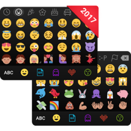 Kika Emoji Keyboard+Emoticons Icon