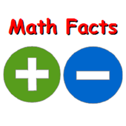 Math Facts Mastery Icon
