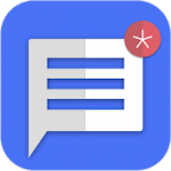 Messenger Home - SMS Widget and Launcher Icon