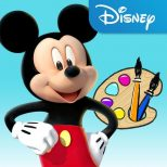 Mickey's Magical Arts World Icon