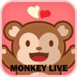 monkeylive - chat, videochat Icon