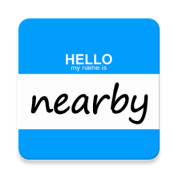 Nearby - Meet People Icon