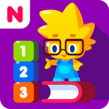 Numbie: First Grade Math Icon
