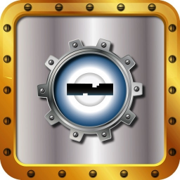 Password Manager Vault Safe Icon
