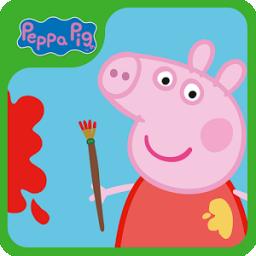 Peppa Pig: Paintbox Icon