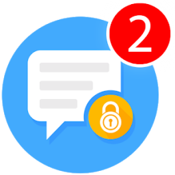 Privacy Messenger - Secured text, SMS, Call screen Icon