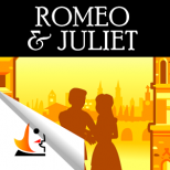 S. In Bits: Romeo and Juliet Icon