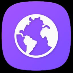 Samsung Internet Icon