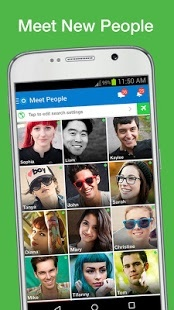 how to search for someone on skout