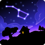 SkyView Free Icon
