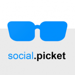 Social Picket Icon