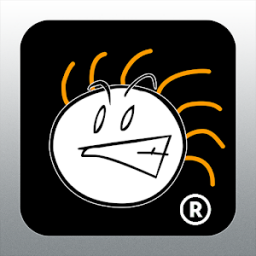 Stick Texting The Emoji Killer Icon