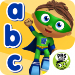 Super Why! ABC Adventures Icon