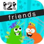 Teach2Talk's Behaviors with Friends Icon