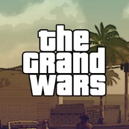 The Grand Wars: San Andreas Icon