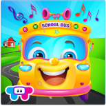 The Wheels On The Bus Icon