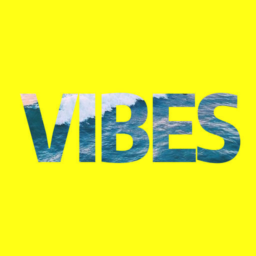 Vibes-Good Friends Good Vibes Icon