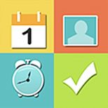 Visual Schedule Planner Icon