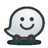 Waze - GPS, Maps & Traffic Icon