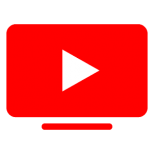 YouTube TV - Watch & Record Live TV Icon