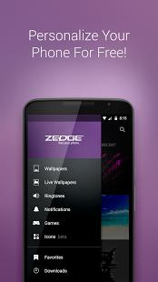 find me the zedge app