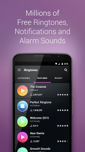 zedge ringtone and wallpaper apps